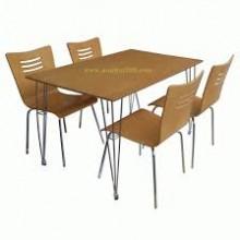 Bộ bàn ghế PURE 03b