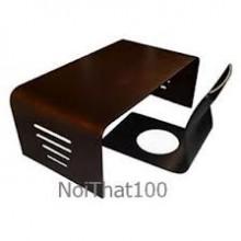 Bộ bàn ghế gỗ uốn Brown