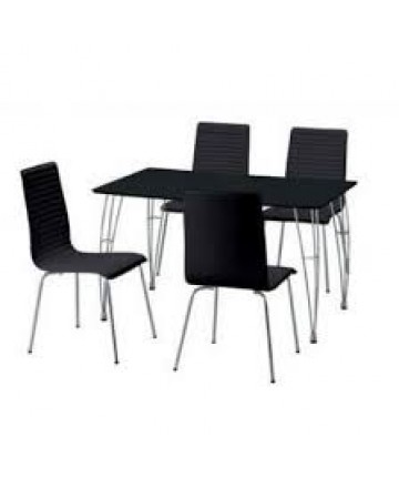 Bộ bàn ăn PVC (b)
