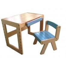 Bộ bàn ghế mẫu giáo KODO 04b