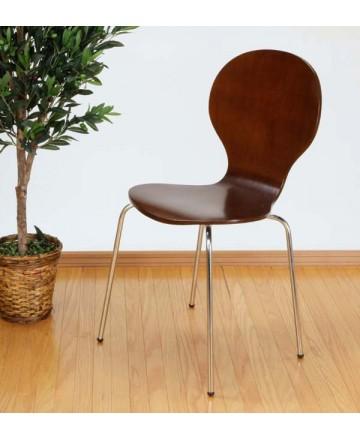 Ghế gỗ uốn 03c