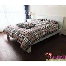 Giường đôi Oak #09 (1m8)