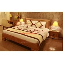 Giường đôi Oak CR,1m6