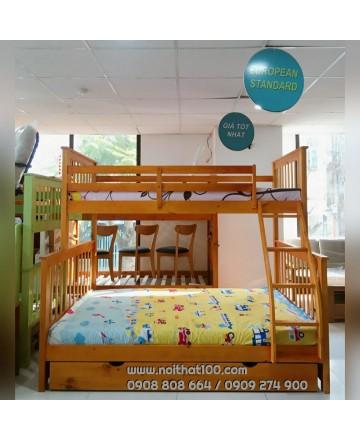 Giường tầng ASKY Honey