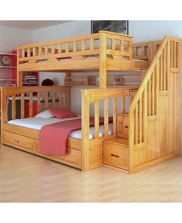 Giường tầng LC #09 (1m2 + 1m6)