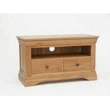 Oak TV cabinet 09b (1m1)
