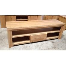 Oak TV cabinet 06