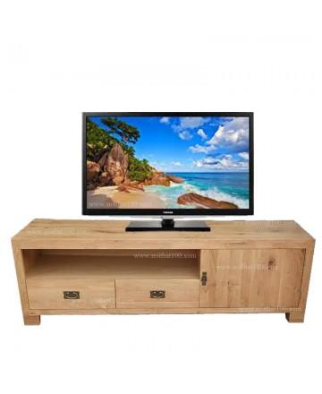 Oak TV cabinet 09 (180)