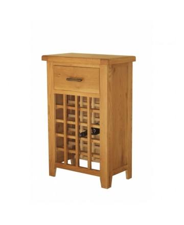 Wine cabinet 01 (Oak)