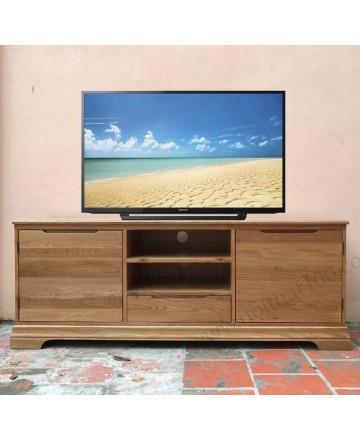 Oak TV cabinet 07 (180)