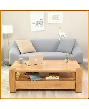 Bàn sofa Oak #03 (1m2)