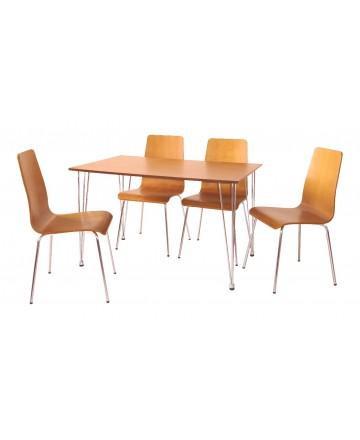 Bộ bàn ghế YELLO