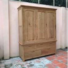 Tủ quần áo Oak #02 (1m6)