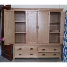 Tủ áo Oak #01a (2m)