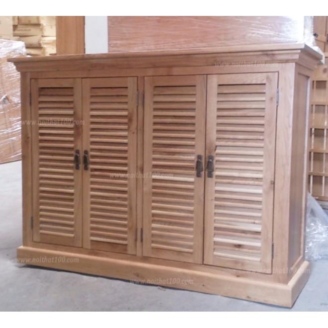 Nội thất gỗ sồi xuất khẩu chính hiếu!