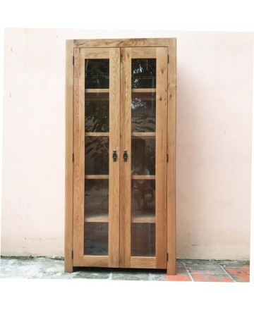 Tủ Display cabinet 03 Oak