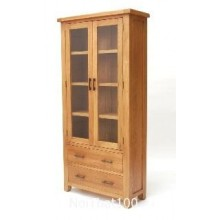 Tủ Display cabinet 04 Oak