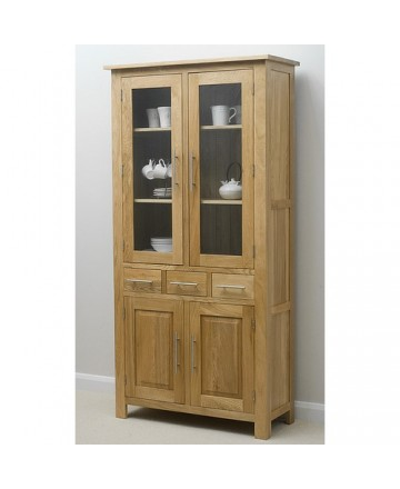 Tủ Display cabinet 05 Oak